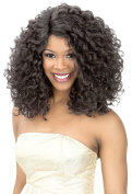 [LACE FORNT WIG] MAGIC LACE CURVED PART 178 SYNTHETIC FULL WIG