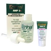 Ecrinal ANP2+ Hair Redensifying Serum 50ml & Ecrinal Hair Loss Shampoo for Women with ANP2 (New Formula) .150ml Bonus Tube