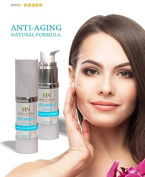 Highly Natural Vitamin C Eye Gel Anti Ageing Formula That Repairs and Prevents Dark Circles , Puffiness , Fine Lines and Wrinkles , Includes Vitamin E and Cucumber Extract For a Healthier , younger and Brighter Skin , Formulated Manufactured and Packag ..