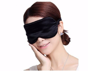 #1 Premium Sleeping mask with Ear Plugs and Carry Pouch by UrbanBasics™