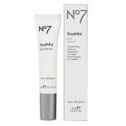 Boots No7 Youthful Eye Serum Pack of 2