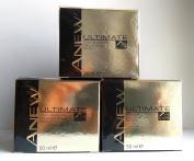 3 x AVON Anew Ultimate 7s Night Gold Emulsion 50ml - 1.7 fl.oz. SET !