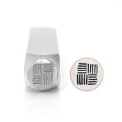 ImpressArt- Patchwork Texture Design Stamp, 6mm
