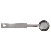 Sealing Wax Spoon Melt Wax Melted Dissolve Seal Stamp Envelope Letter Craft - Silver Grey, L