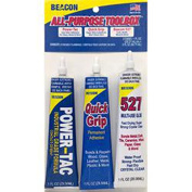 Beacon All Purpose Glue Toolbox W/Glue 30ml 3/Pkg-