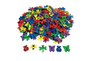 Bug Foam Shapes - 500 Pieces