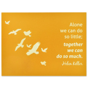 Together We Can Presentation Card - Pack of 25