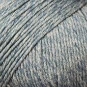 Debbie Bliss Cotton Denim DK - shade 4 Mid Blue