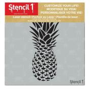Pineapple Stencil 15cm x 15cm