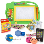 9 Piece Children's School Supply Set