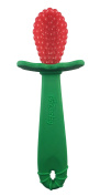 RaZbaby RaZberry Spoon, Green/Red