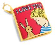 Jellycat Board Book, I Love You - 18cm