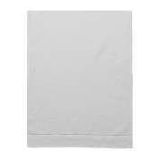 Pure Linen 30cm X 41cm White Baby Pillowcase with Hemstitch