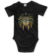 Vintage Lion Totem King Toddler Clothes