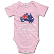 Go To Australia Baby Onesie Newborn Clothes