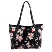 Leather Shoulder Messenger Bags HN Printing Casual Handbag
