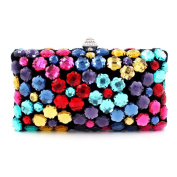 Women Handbags Rhinestone Evening Bags Crystal Party Clutches Bag
