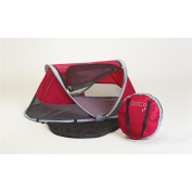 Cranberry, Convenient Zipper Baby Peapod with Carry/Storage Bag