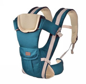 FANTASIEN Baby Carrier for Infants and Toddlers - 4 Carrying Positions 360