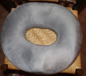 Donut Cushion - Foam Medical Anatomically-Shaped Relief from Lemon Hero. For Haemorrhoids, Bed Sores, Post Natal pain, Surgery