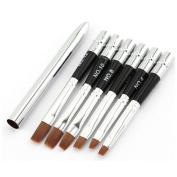 Hot Makeup Foundation Tool, Misaky Eyeshadow Eyeliner Lip Brush Powder