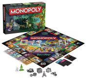 Monopoly: Rick and Morty