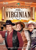 The Virginian: Season 7 [Region 4]