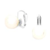 Pearl Clip on Earrings / AZERCO883-SPE