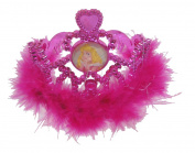Disney Aurora Girls Tiara Toy Jewellery- Pink