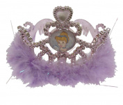 Disney Cinderella Girls Tiara Toy Jewellery - Light Purple