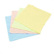 OPPOHERE Microfiber Cleaning Cloths ,pack of 100,random colour