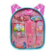 Peppa Pig Backpack Hair Accessory Set