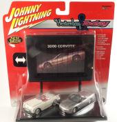 Johnny Lightening Yesterday & Today 1953 Corvette