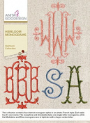 Anita Goodesign - Heirloom - Heirloom Monograms - 273AGHD