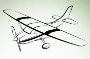 Plane Aeroplane Rubber Stamps custom stamps rubber Rubber Stamps custom stamps rubber