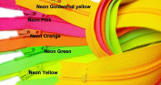 41cm Nylon Coil Zipper YKK #3 Closed Bottom 10 Zippers Each Colour (Select Your Own Bright Colours)