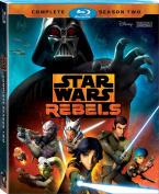 Star Wars: Rebels - Season 2 [Region B] [Blu-ray]