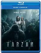 The Legend of Tarzan  [Region B] [Blu-ray]