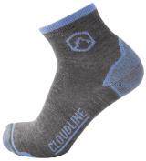 CloudLine Merino Wool 1/4 Running Socks - Light