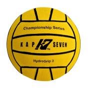 KAP7 Size 3 HydroGrip Water Polo Ball