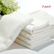 Minibear Cotton Muslin Cloth Organic muslin washcloth Oil Cleansing Method for healthy skin G9