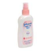 Johnson's Light Oil Mist 6.8 fl oz