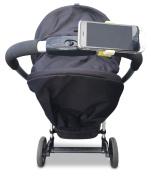 The BEST Baby Stroller Cell Phone Holder Smartphone Mount Cradle Pram Organiser