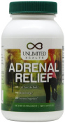 """#1 BEST """"Adrenal Relief"""" Adrenal Fatigue Supplement by Unlimited Health - Get Your Life Back - Boost Energy - Increase Happiness -"""