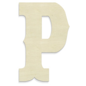 "UNFINISHEDWOODCO Junk Gypsy Letters ""P"""