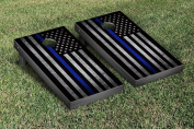 Thin Blue Line Police Themed Cornhole Game Set