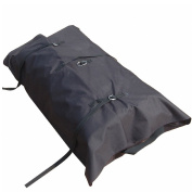 Black Inflatable Boat Carry Carrying Bag Storage Bag in L Size fits for 4.6m inflatable raft