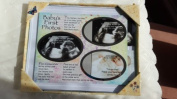 Baby Scan Photo Frame Glass Gift New Baby Pictures