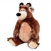 Masha and the Bear - Plush Figure Bear Misha 30cm