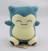 Snorlax pokemon plush toy 15cm / 6 Inches